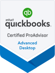 QB Advanced Certification Badge