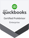 QB Enterprise Certification Badge